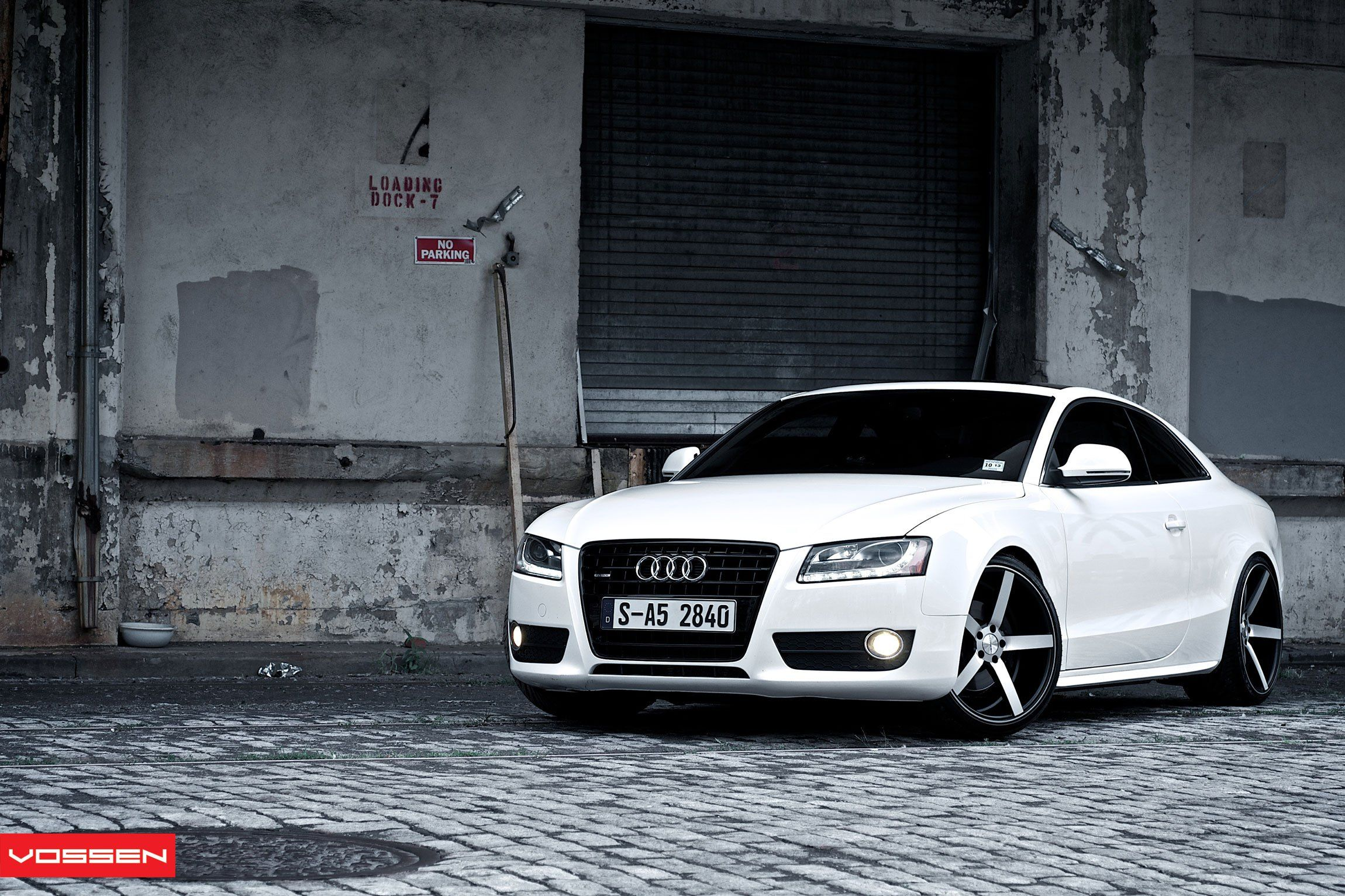 Snow White Audi S5 Gets Black Custom Elements With Images Audi