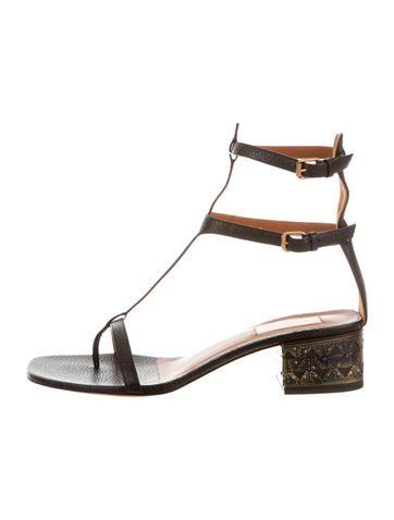clearance for sale discount good selling Valentino 2016 Primitive Sandals pick a best sale online view cheap online UQ4pLU1ufV