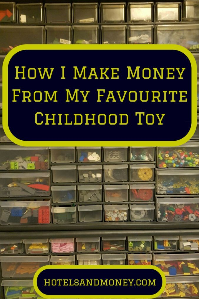How to make money selling LEGO | Early Retirement | Pinterest ...