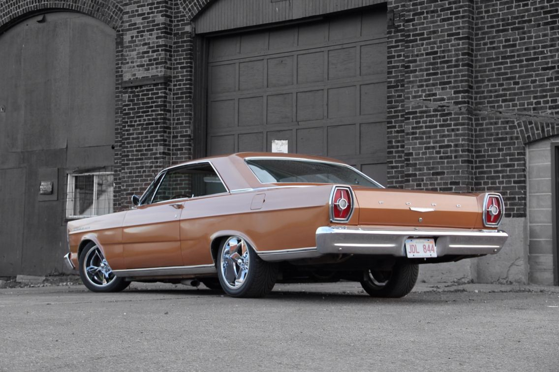 Pro Touring 1965 Ford Galaxie 500 With Images Vintage Muscle