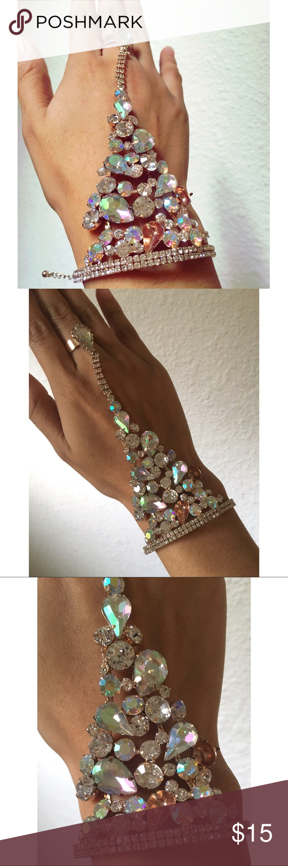 Beautiful Hand Bracelet With Ring | Hand bracelet, Beautiful hands ...