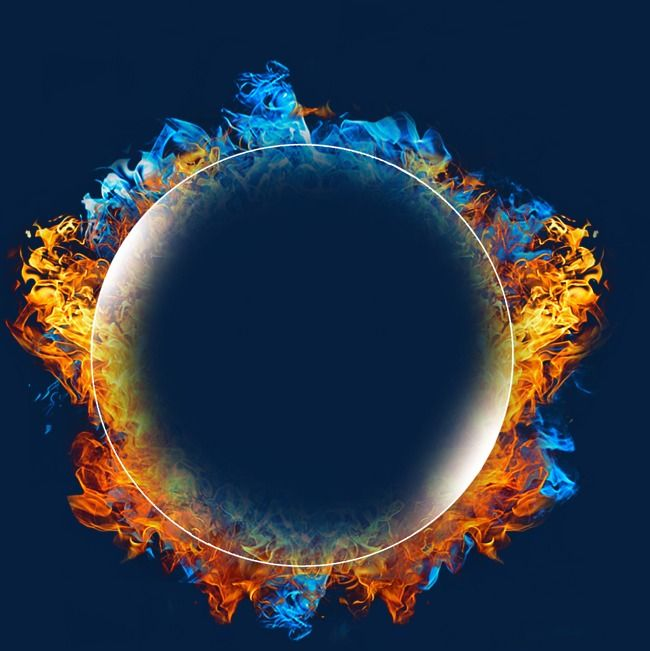 Flame,ring Of Fire,combustion,decoration,circular Ring Of Fire,fire