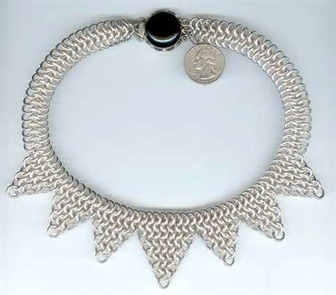 chainmail jewelry patterns Yahoo Image Search Results