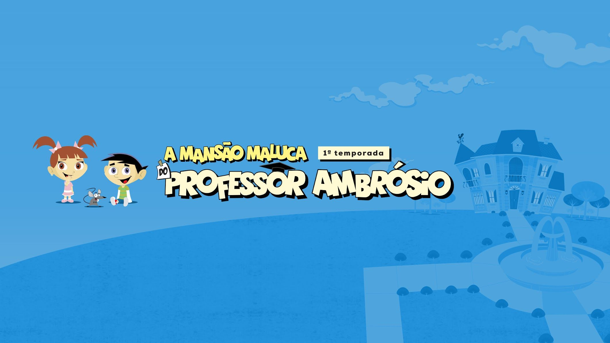 25 A Mansao Maluca Do Professor Ambrosio Youtube Diversas