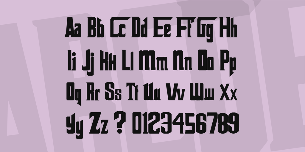 The Godfather Font 1001 Fonts Lettering 1001 Fonts The Godfather