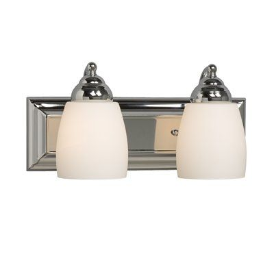 Vanity Lights Lowes Extraordinary Galaxy Lighting 724132 2 Light Barclay Bathroom Light $62 Lowes Decorating Inspiration