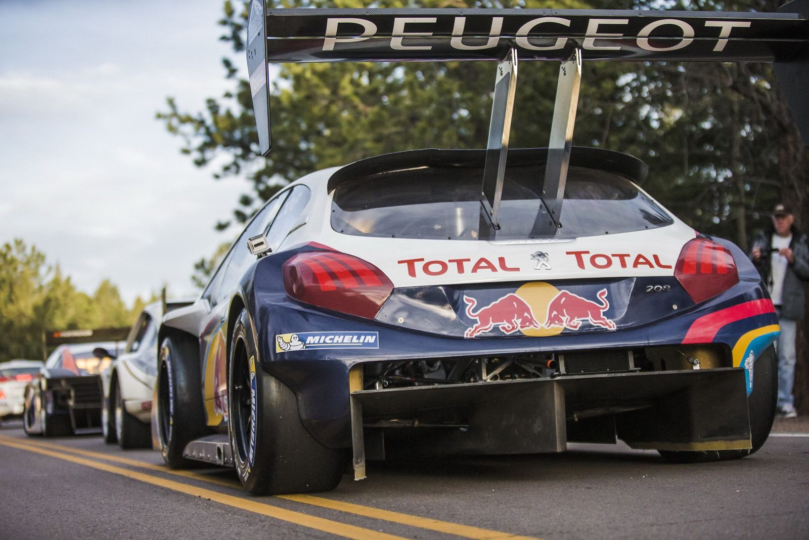 Peugeot 208 T16 Was the Fastest in Its First Pikes Peak Test | Pikes ...