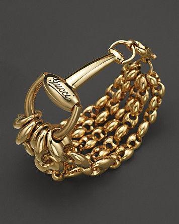 "Gucci ""Marina Chain"" Bracelet | Bloomingdale's"