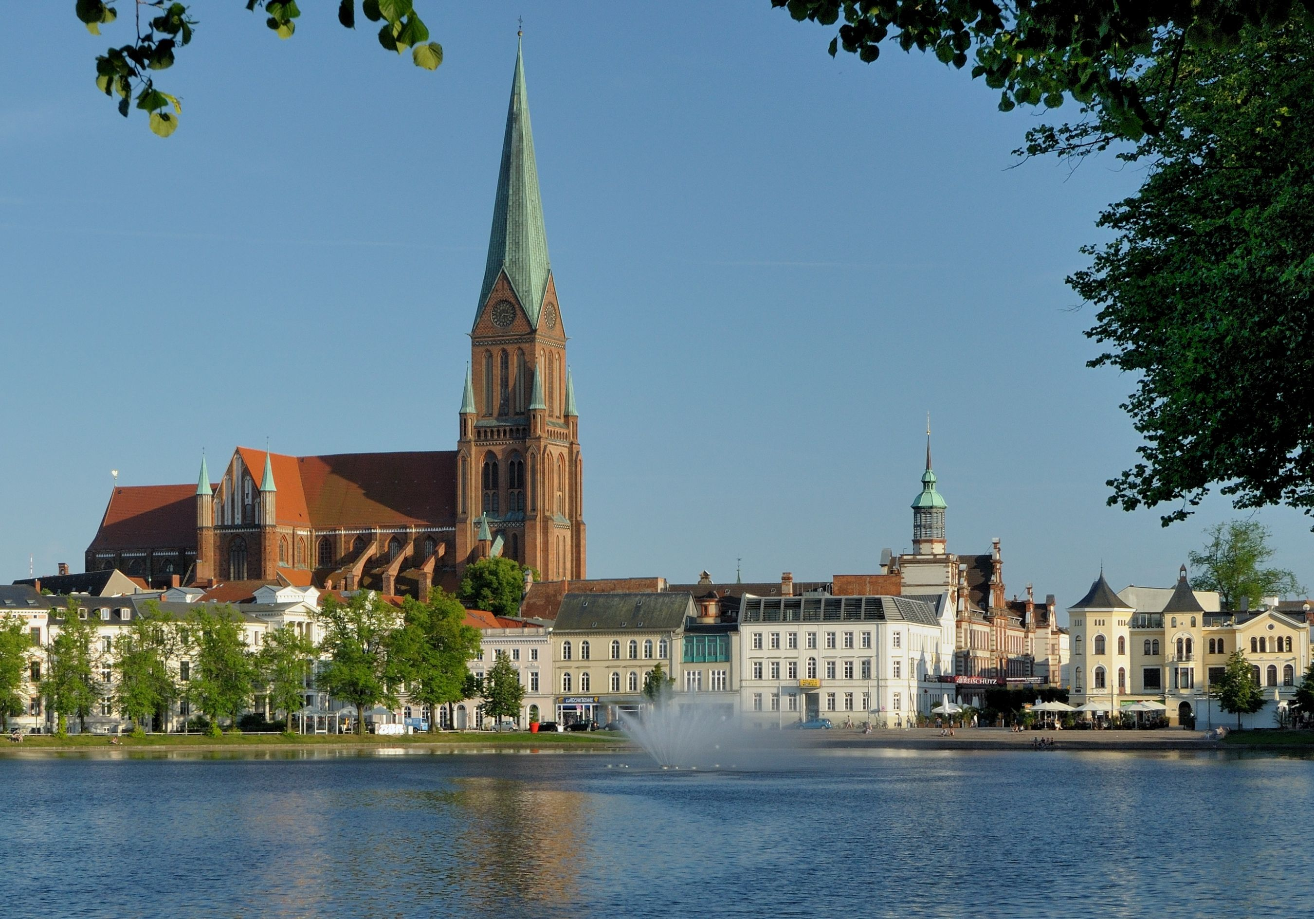 Schweriner Dom St. Marien und St. Johannis ~ Schwerin Cathedral of St. Mary and St. John is an Episcopal church of the Evangelical Lutheran Church in North Germany in Schwerin