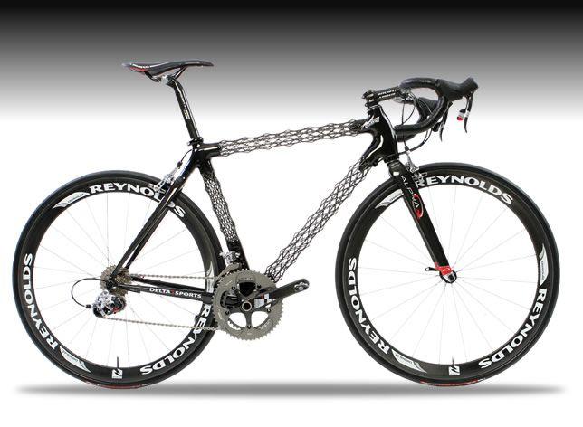 Delta 7 Ascend Road Bike sports the lightest frame I\'ve ever heard ...