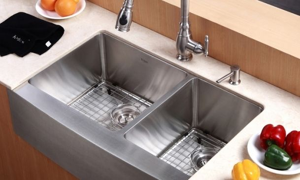Country Style Kitchen Sink