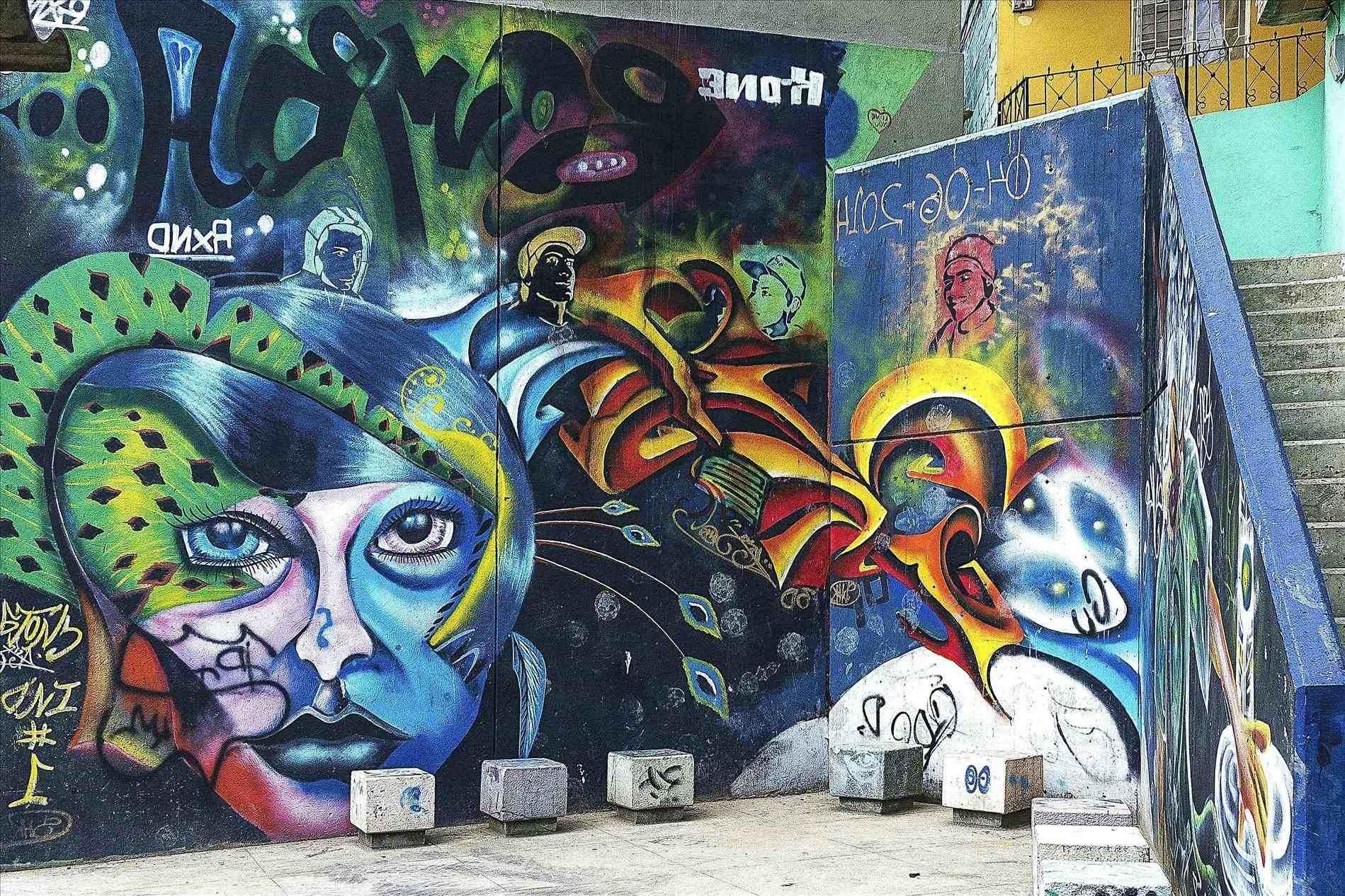Street Wall Art Designs