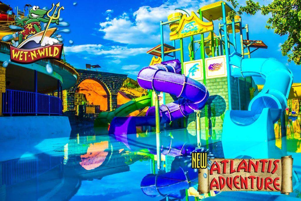 Los Mejores Parques Acuáticos Que Deberías Conocer Mira Esto Fun Slide Grounds Fun