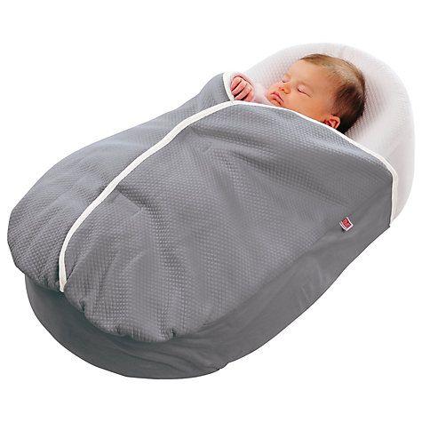 Cocoonababy Nest Blanket, 2 Tog, Grey   Blanket, Good ...