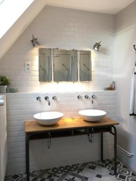 Ravis Du Rendu Et De La Qualita C De Vos Produits Bathroom Small Bathroom Amazing Bathrooms