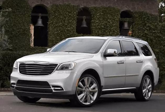 2020 Chrysler Aspen Suv Rumors Hybrid Redesign Release Date