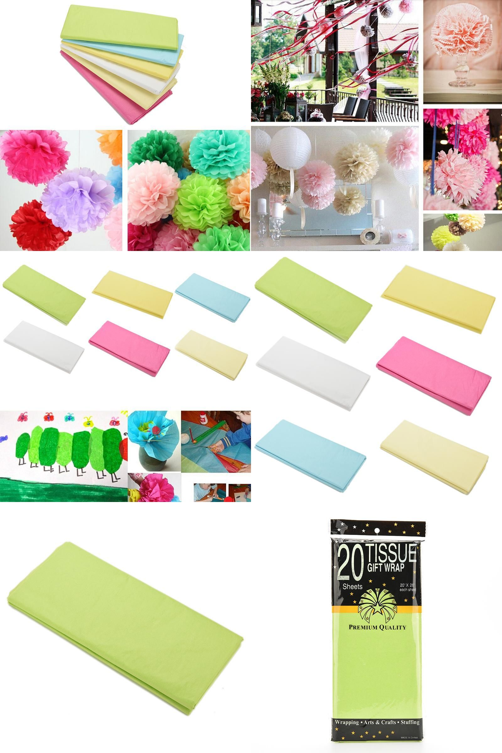 Visit To Buy Tissue Paper Flower Wrapping Paper Gift Packaging