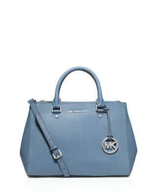 MICHAEL Michael Kors Satchel - Sutton Medium  2e15d3f1413
