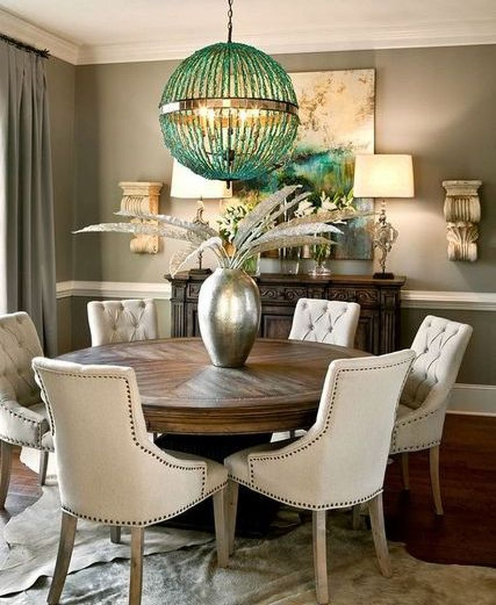 41 Amazing Dining Room Minimalist Designs That Are Simply And Inspire Find The Finest C Transitional Dining Room Dining Room Contemporary Dining Room Decor