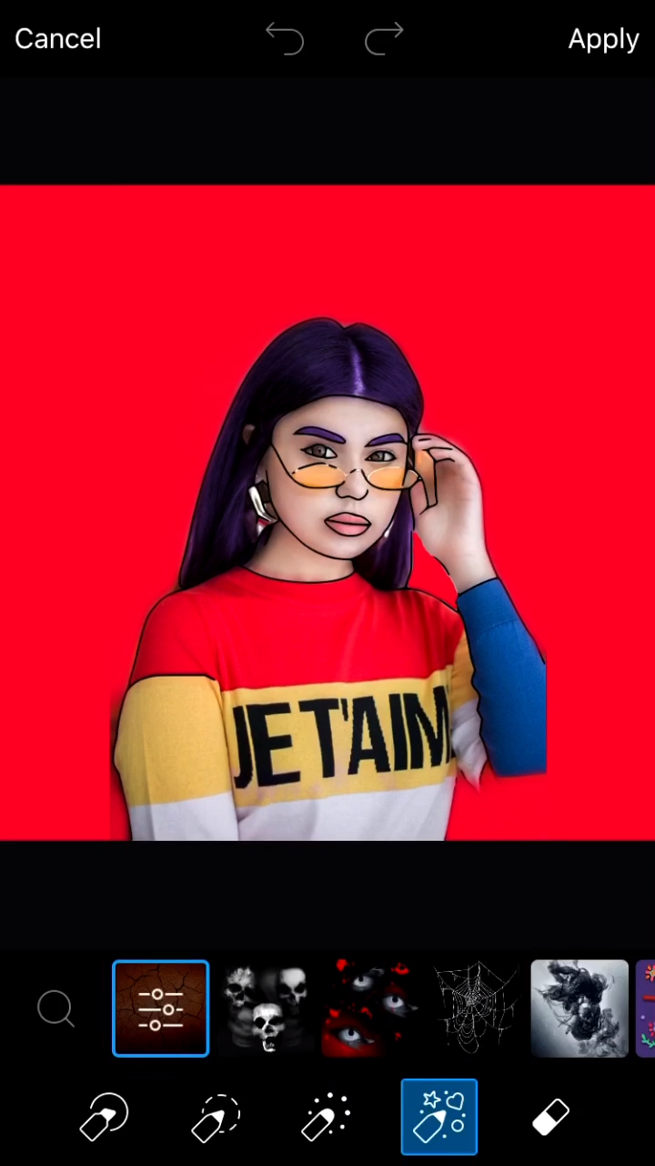 How To Create Outline Art In Just A Few Taps  PicsArt Tutorial  How To Create Outline Art In Just A Few Taps  PicsArt Tutorial