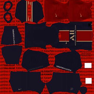 PSG 20/21 Home Kit DLS 2020 in 2020 Paris saintgermain