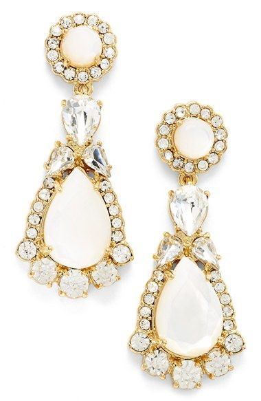 Kate Spade New York Bridal Earrings