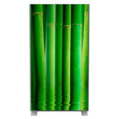 Paperflow EasyScreen Bamboo Vertical Room Divider Screen - ES0010