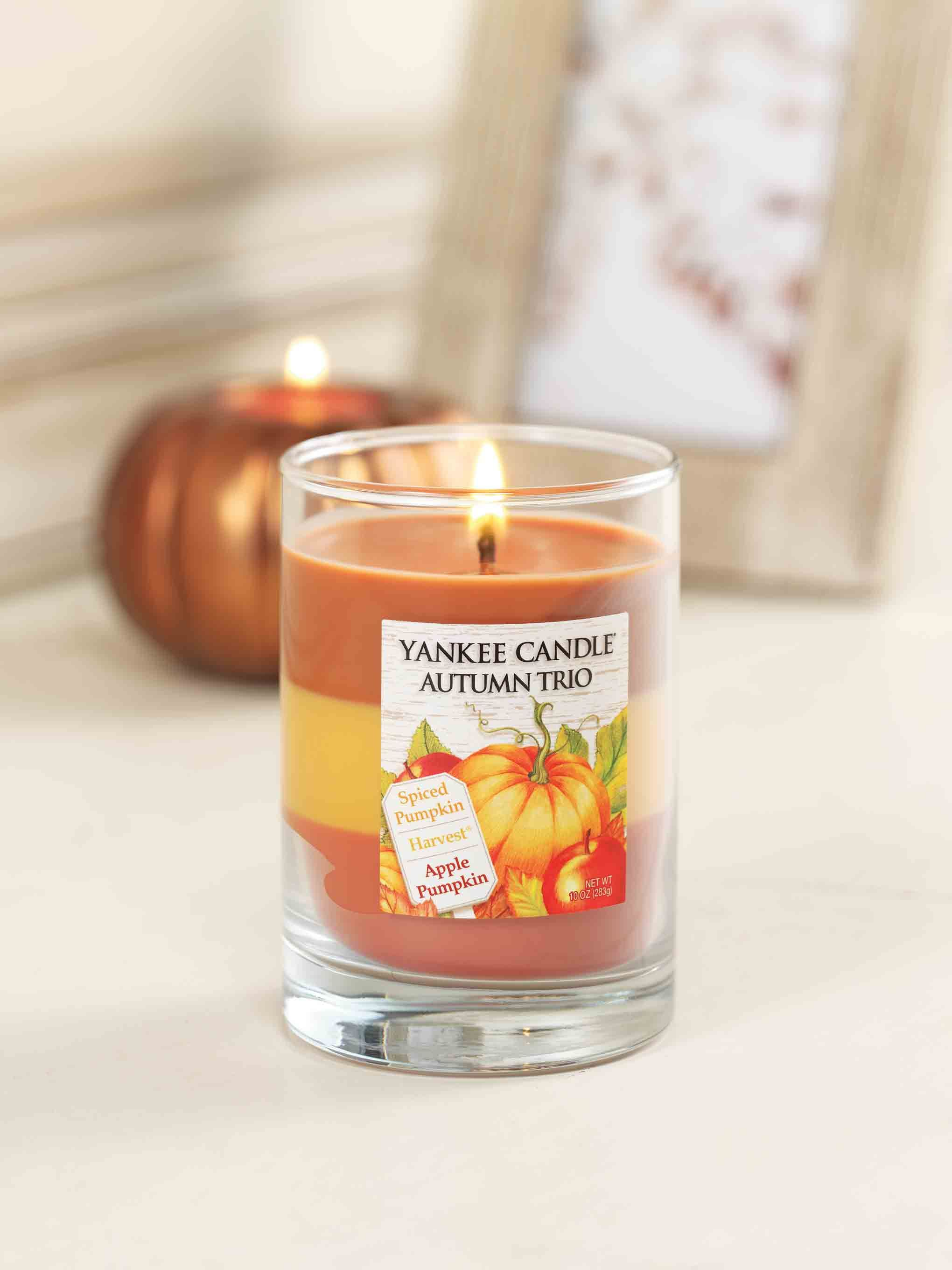 Canut decide on just one fall fragrance you donut have to our