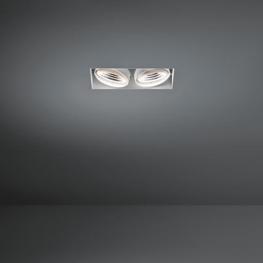 Modular Lighting Mini Multiple Trimless 2x Led Zwart | verlichting ...