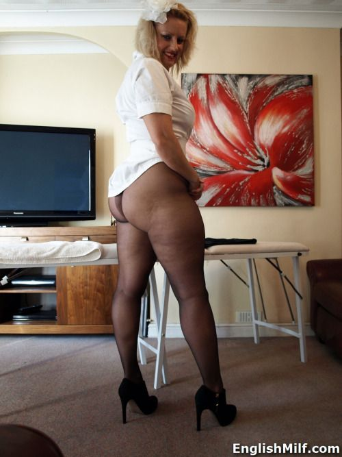 Sexy Ass Black Nurse 91