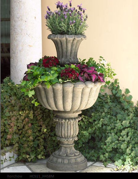 Fountain Turned Planter Would Love To Do This With Fresh