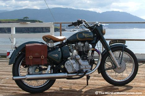 Image result for vintage royal enfield motorcycles
