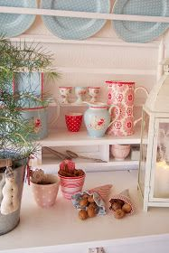 Nu varer det ikke længe før juletiden for alvor begynder og herhjemme har vi pyntet huset færdig for længst. Jeg elsker denne hygge tid og s...