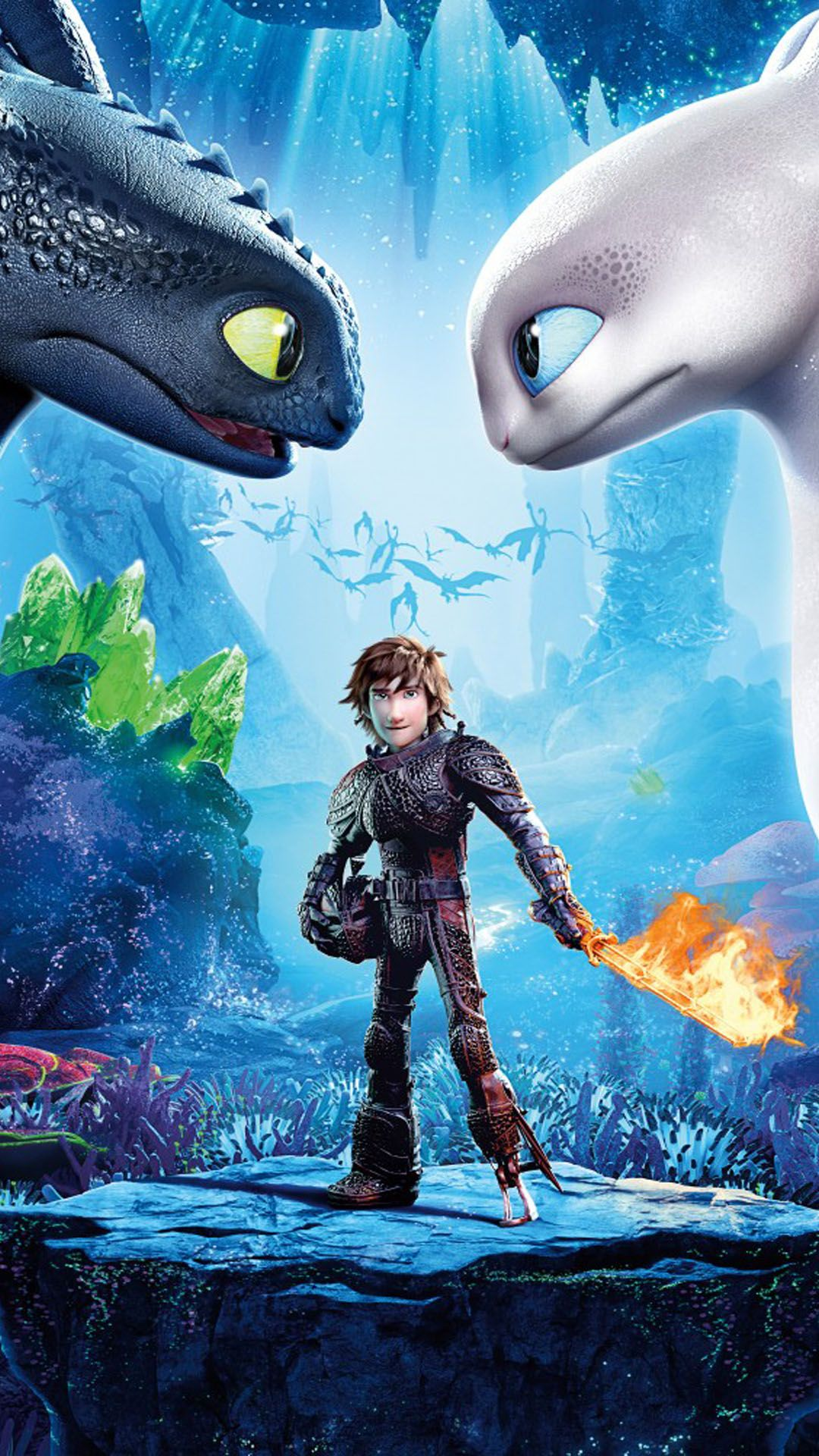 How To Train Your Dragon The Hidden World Free 4k Ultra Hd