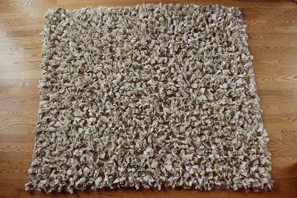 how to make a shag rug - rugs ideas