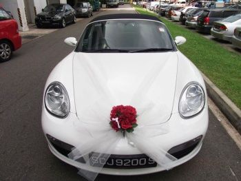 Just Married Car Decorations Best Looking Cars Designs Ideas
