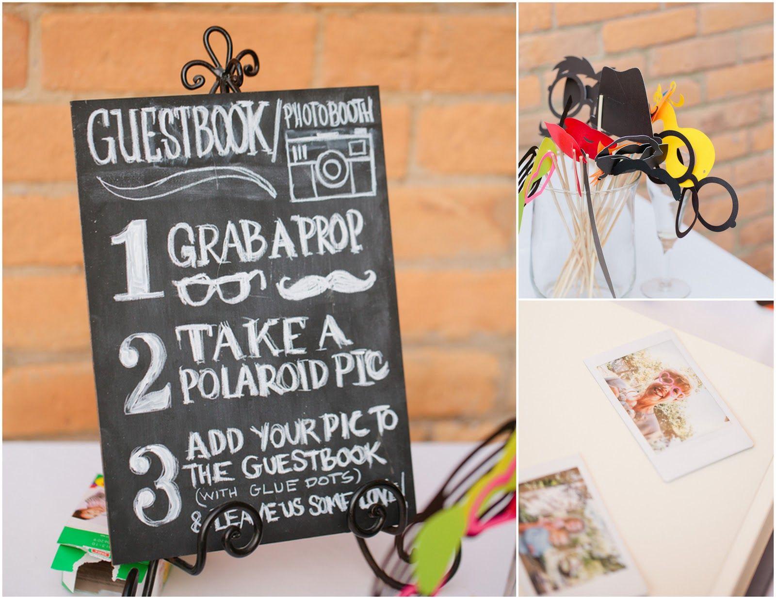 Best Of Creative Guest Book Ideas for Wedding | Wedding