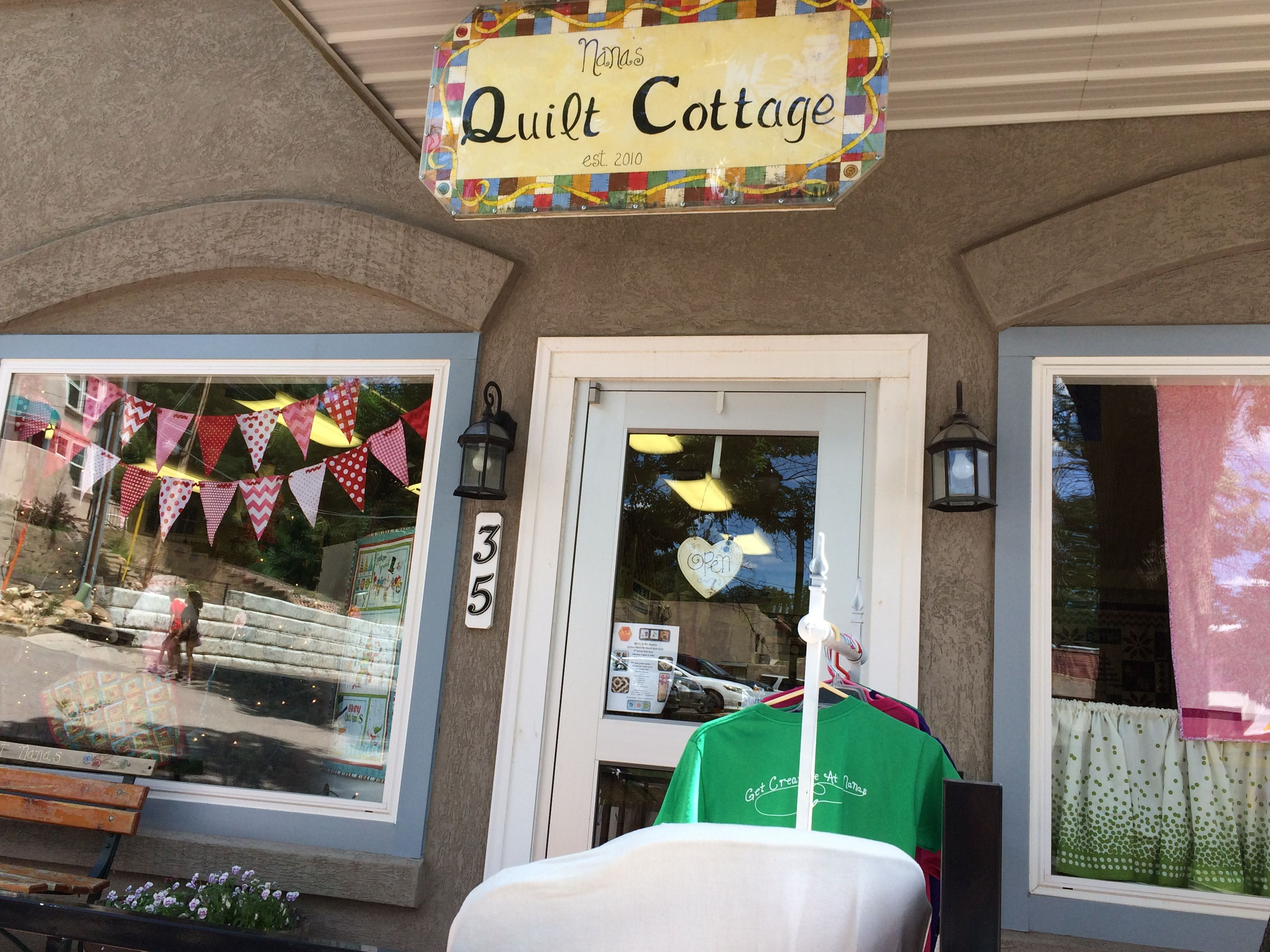 The Quilt Cottage, Colorado Springs, CO