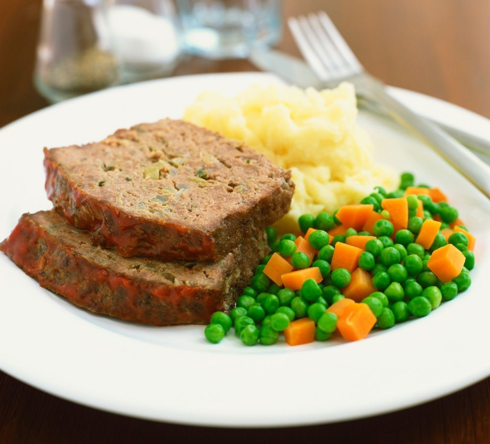 Bonnie's Super Easy Meatloaf