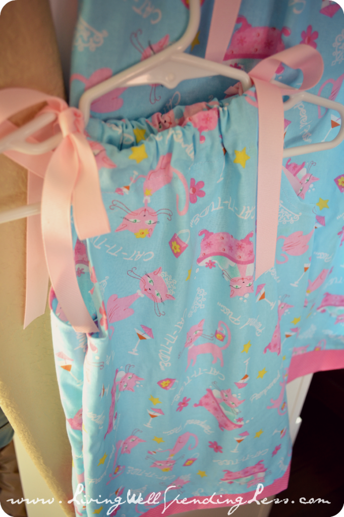 How To Make A Pillowcase Dress Frugal Living Frugal And