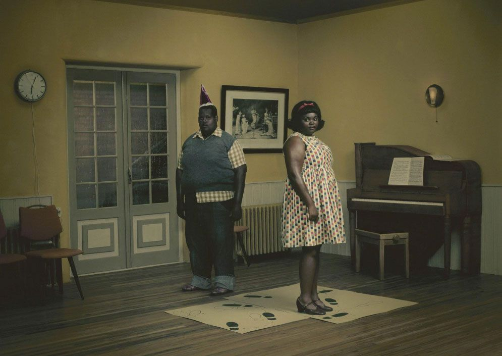 Erwin Olaf's Photographs Channel Caravaggio & Bizarro Norman Rockwell | AIGA Eye on Design
