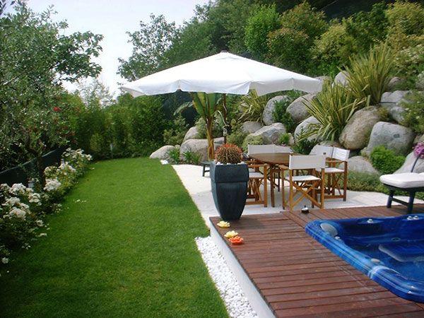 con i sassi idee giardino ravvivare e abbellire il