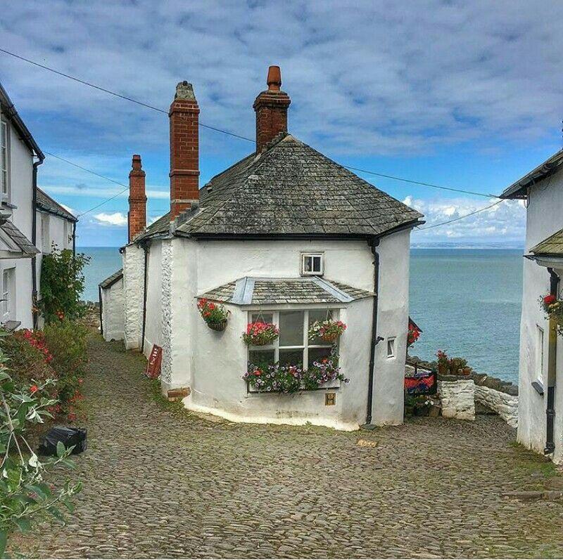 Clovelly..Devon.. England #britishisles