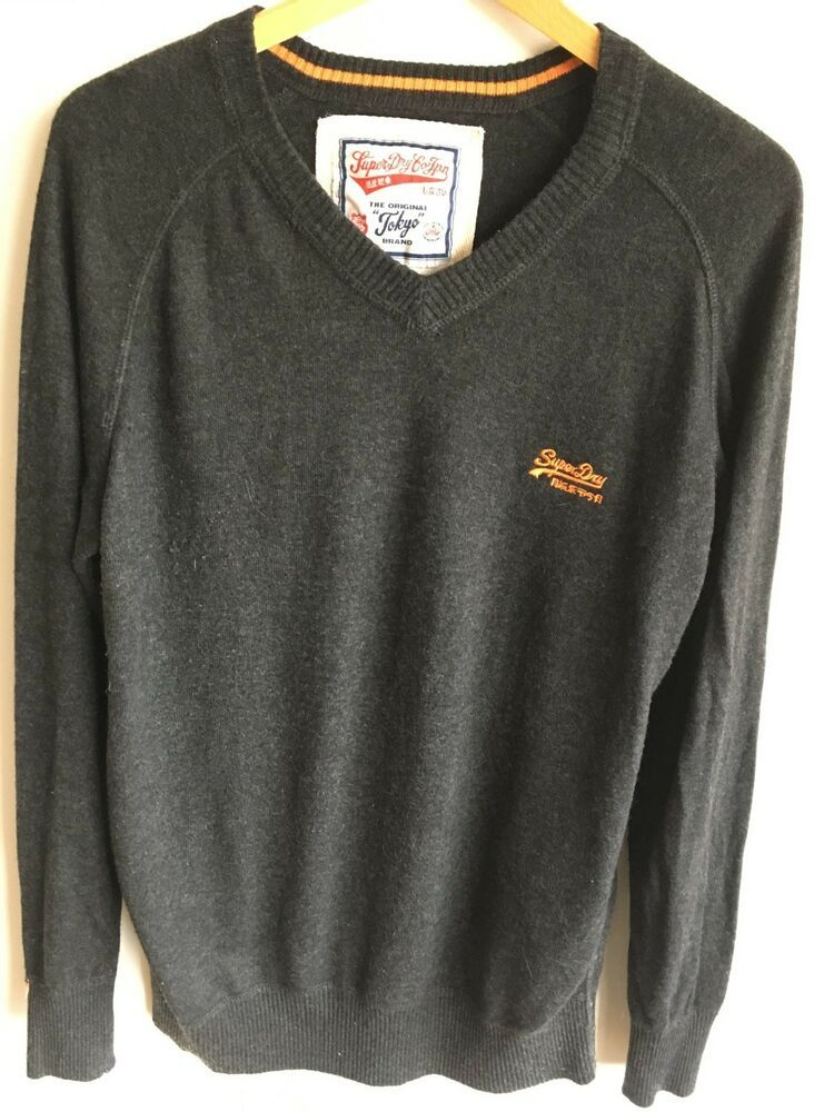 SUPERDRY MENS M MEDIUM 38-40 TOP DESIGNER KNITTED JUMPER SWEATER  fashion   clothing  shoes  accessories  mensclothing  sweaters (ebay link) b0c2eaa8e