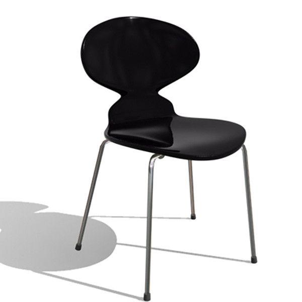 Ant Chair By: Arne Jacobsen 1952 (Denmark)