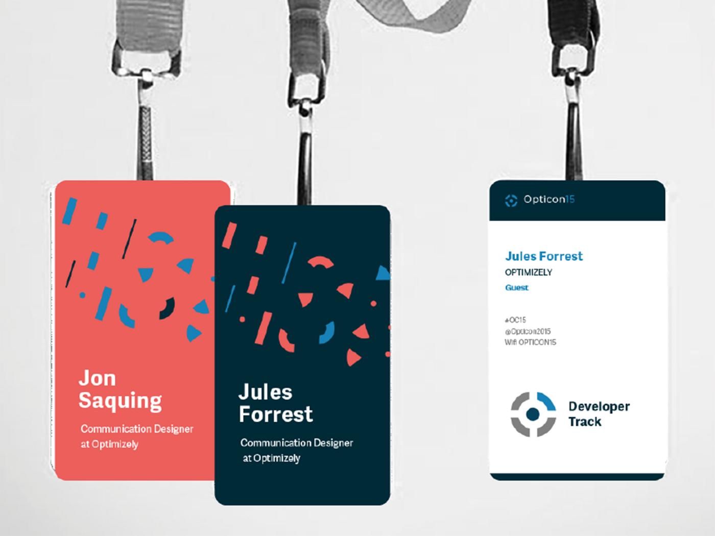 Branding Opticon | Identity card design, Name card design ...