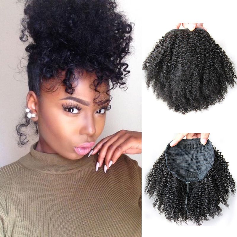 Unprocessed indian hair afro kinky curly ponytail human soft hair unprocessed indian hair afro kinky curly ponytail human soft hair mongolian virgin real hair ponytail hair pmusecretfo Choice Image
