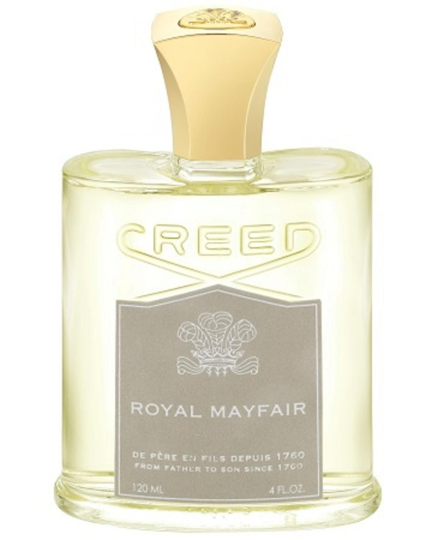Inspired by menswear, Creed releases their Royal Mayfair