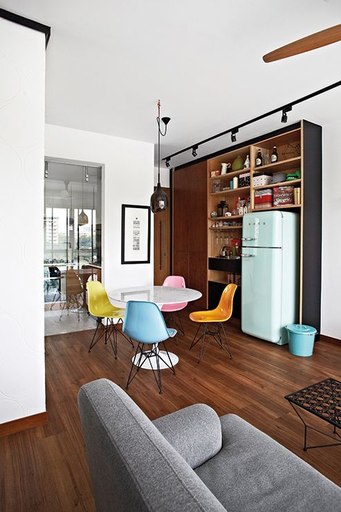 JQ Ong/ The Association - Home & Decor Singapore The placement of ...
