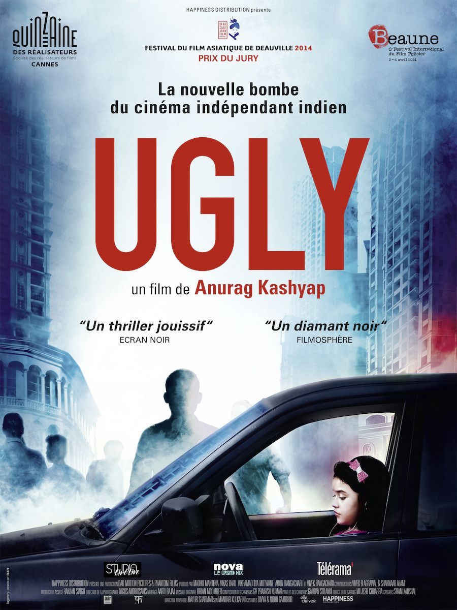 Ugly (2013) by Anurag Kashyap, with Abir Goswami, Girish Kulkarni, Murari  Kumar, Rahul Bhat, Ronit Roy, Sandesh Jadhav, Siddhant Kapoor, Tejaswini  Kolhapure